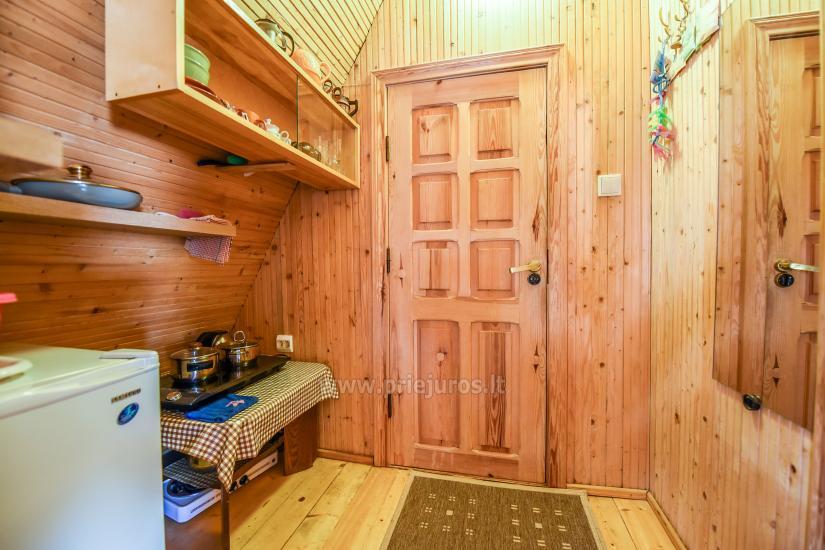 Ekologiškas 1 kambario butas Nidoje - 7