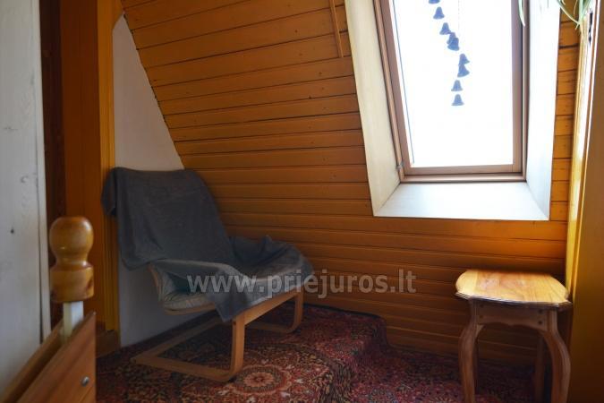 Ekologiškas 1 kambario butas Nidoje - 8
