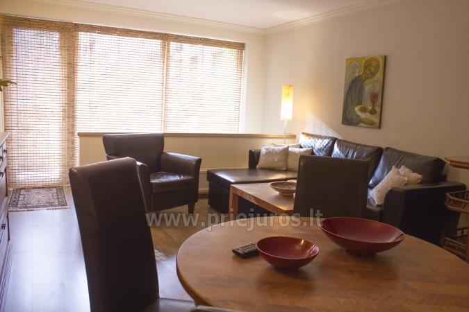 Plašs (50qw.m) divas istabas dzīvoklis ar terasi un atsevišķu ieeju - 7