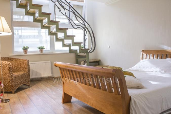 Plašs (50qw.m) divas istabas dzīvoklis ar terasi un atsevišķu ieeju - 1