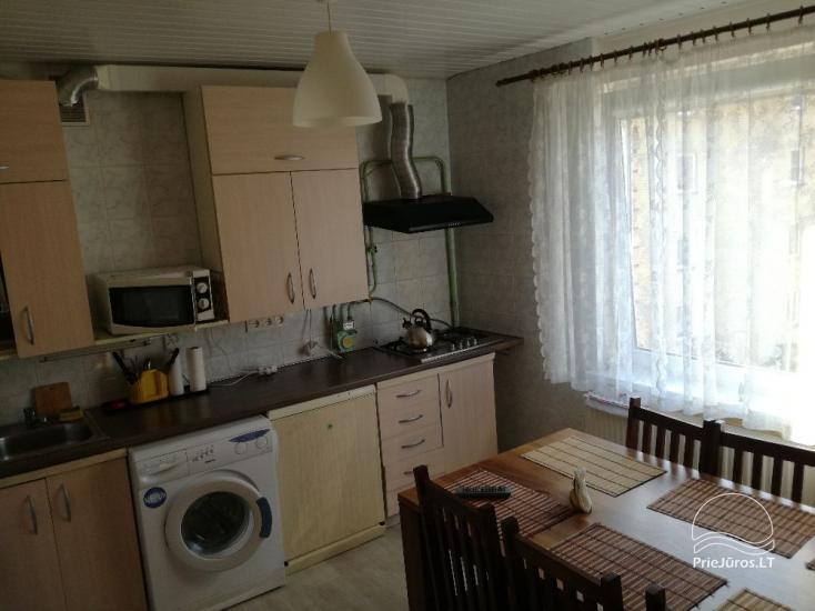 2 istabu dzīvoklis Sventoji - 4
