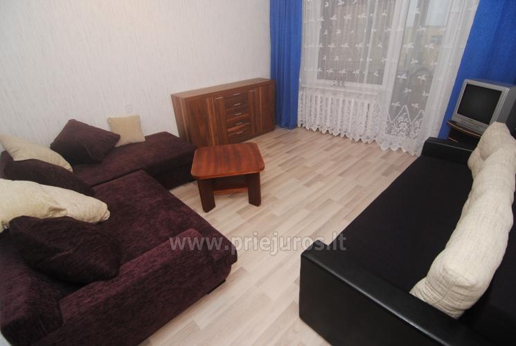 2 istabu dzīvoklis Sventoji - 3