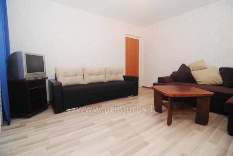 2 kambarių butas Šventojoje