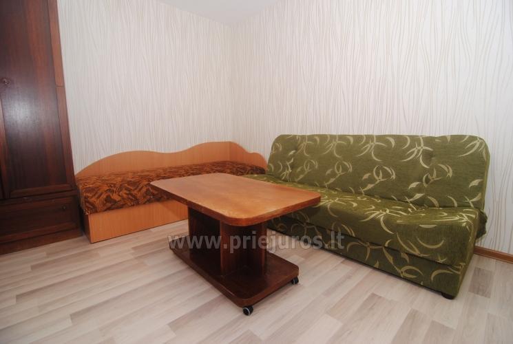 2 istabu dzīvoklis Sventoji - 5