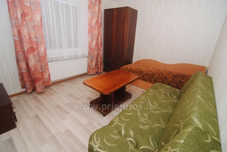 2 istabu dzīvoklis Sventoji - 6