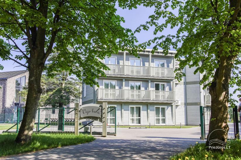 Gästehaus Vėjo burė - 1