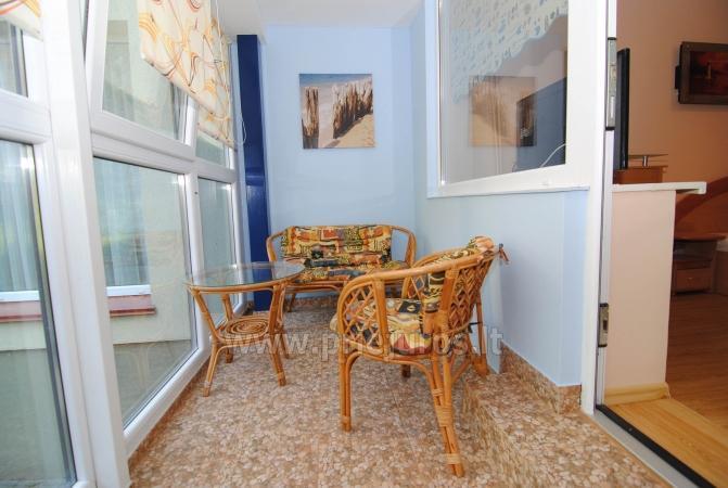 Vieno kambario buto su terasa nuoma Neringoje - 3