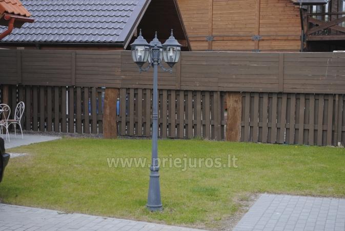Holiday cottage in Palanga MĖLYNASIS SAULĖS NAMAS - 6