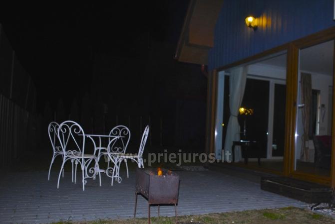 Holiday cottage in Palanga MĖLYNASIS SAULĖS NAMAS - 8