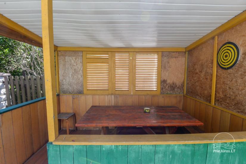 Istabas un brīvdienu mājas Palangā – Paliepgirių 4 - 9