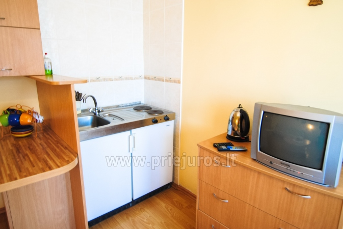 Newly furnished two rooms apartment with balcony - 6