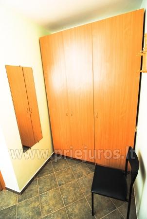 Keturvietis dviejų kambarių butas Palangoje su balkonu - 10