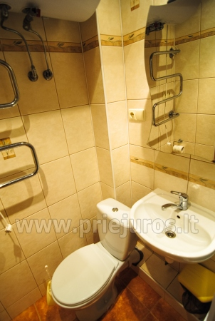 Newly furnished two rooms apartment with balcony - 11