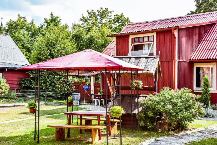 Rooms and a holiday house for rent near Sventoji - 5