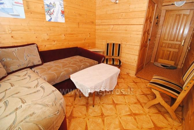 Rooms and a holiday house for rent near Sventoji - 2
