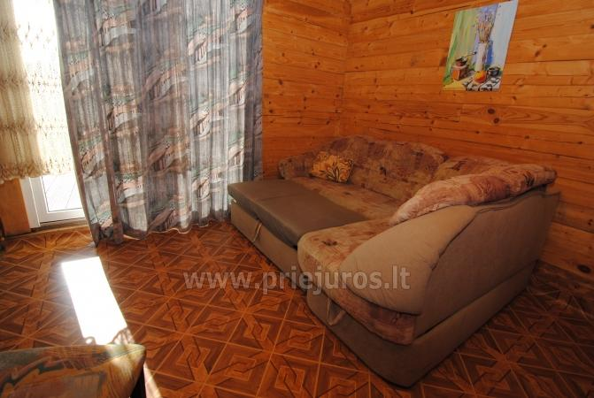 Rooms and a holiday house for rent near Sventoji - 4