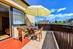 Zimmer für 3-4 Personen im Zentrum von Palanga: Terrasse, WiFi, Laube, kostenlose Parkplätze
