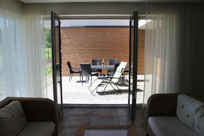 Brīvdienu villa īre Palangā (3 guļamistabas, 100 kvm., 500 m no pludmales) - 8