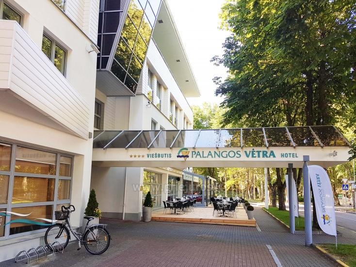 PALANGOS VETRA **** Hotel in Palanga - 19