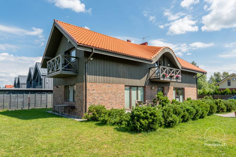 Suites with terraces, double rooms with amenites in Palanga – villa KIRAS 400 m to the sea - 1