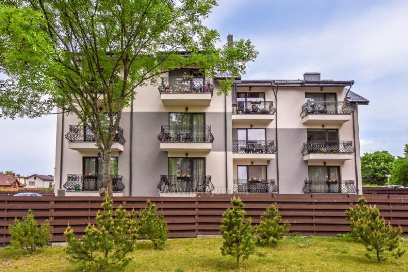 Guest house BERŽU VILLA. The newly furnished apartment in Palanga