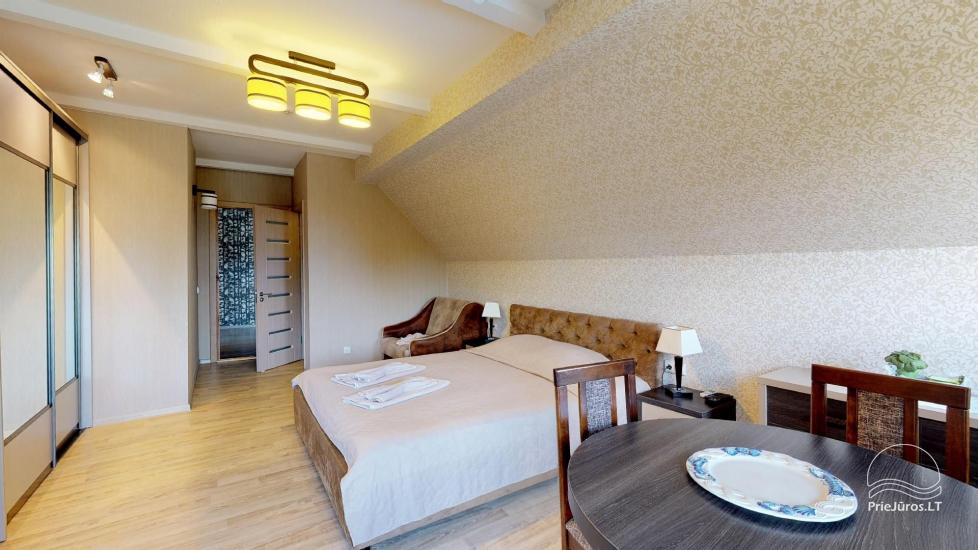 Villa Vanilla - modernly furnished rooms with all amenities for rent in Karkle. 2 swimming pools, just 250 meters to the sea! - 25