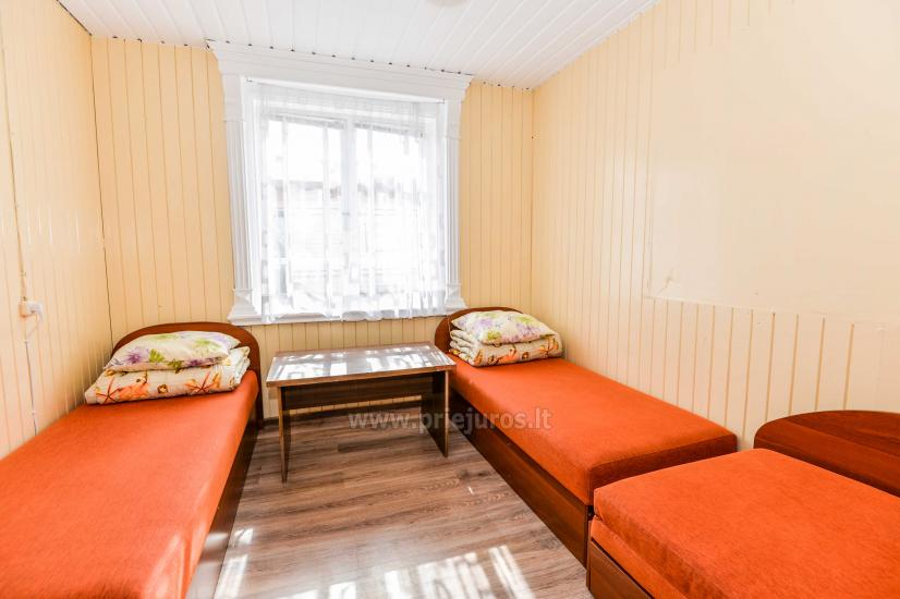 Rooms for rent  in Palanga, just from 7 EUR for person. - 2
