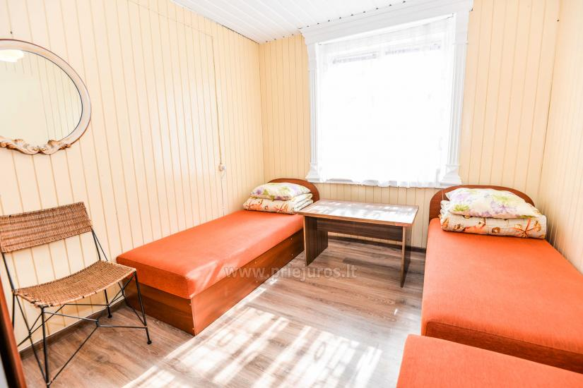 Rooms for rent  in Palanga, just from 7 EUR for person. - 1