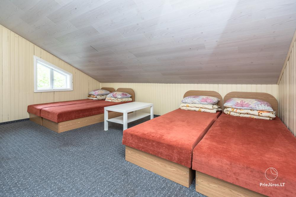 Rooms for rent  in Palanga, just from 7 EUR for person. - 22
