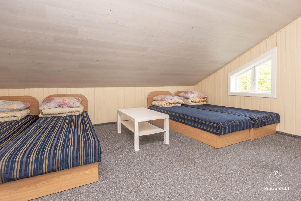Rooms for rent  in Palanga, just from 7 EUR for person. - 18