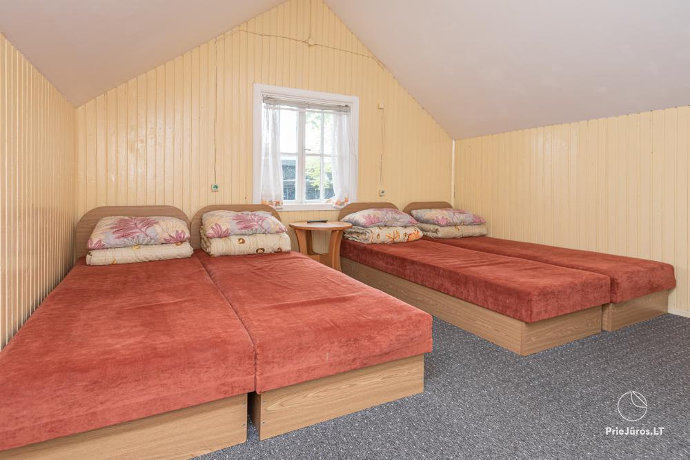 Rooms for rent  in Palanga, just from 7 EUR for person. - 13