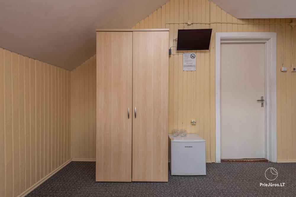 Rooms for rent  in Palanga, just from 7 EUR for person. - 14