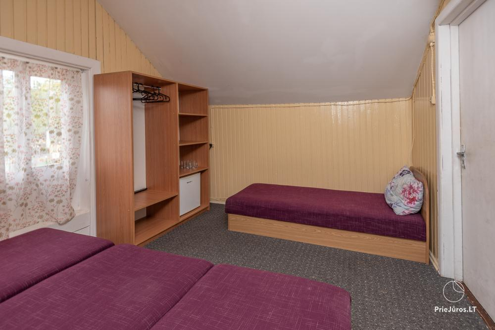 Rooms for rent  in Palanga, just from 7 EUR for person. - 15