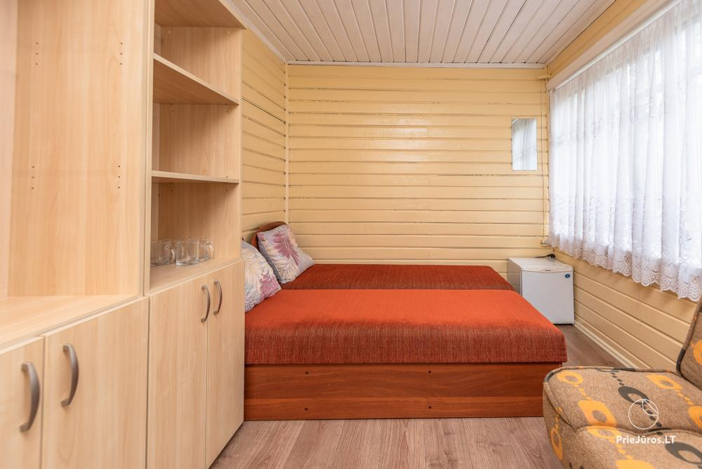 Rooms for rent  in Palanga, just from 7 EUR for person. - 9