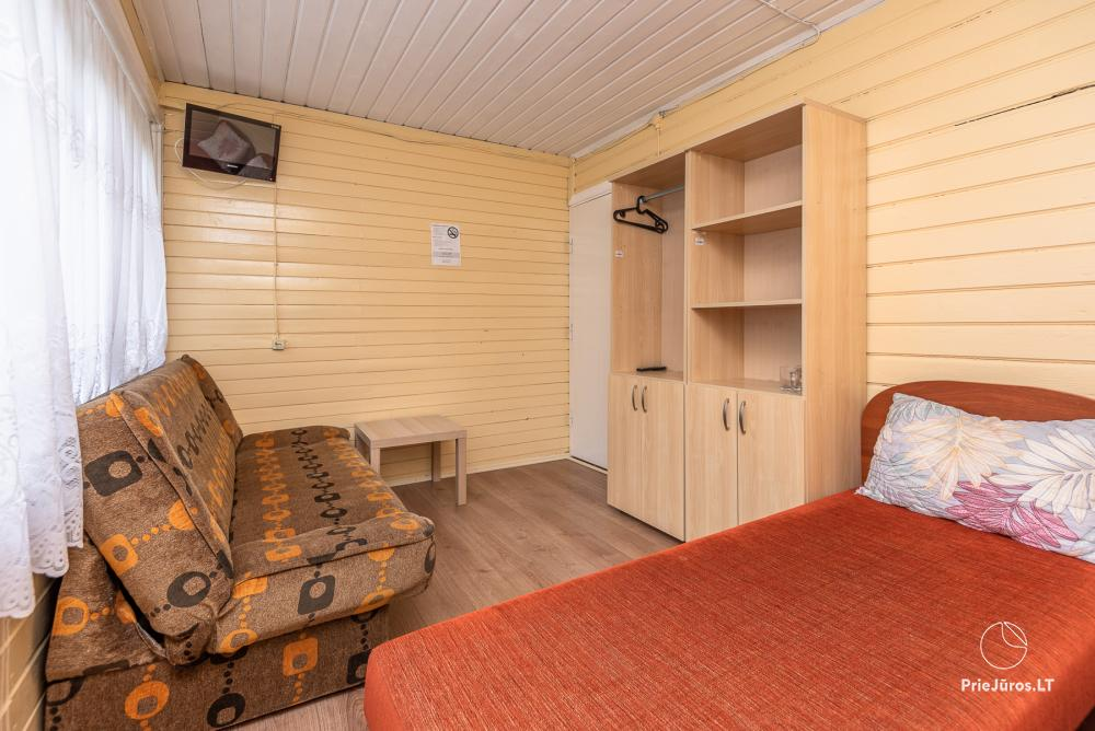 Rooms for rent  in Palanga, just from 7 EUR for person. - 7