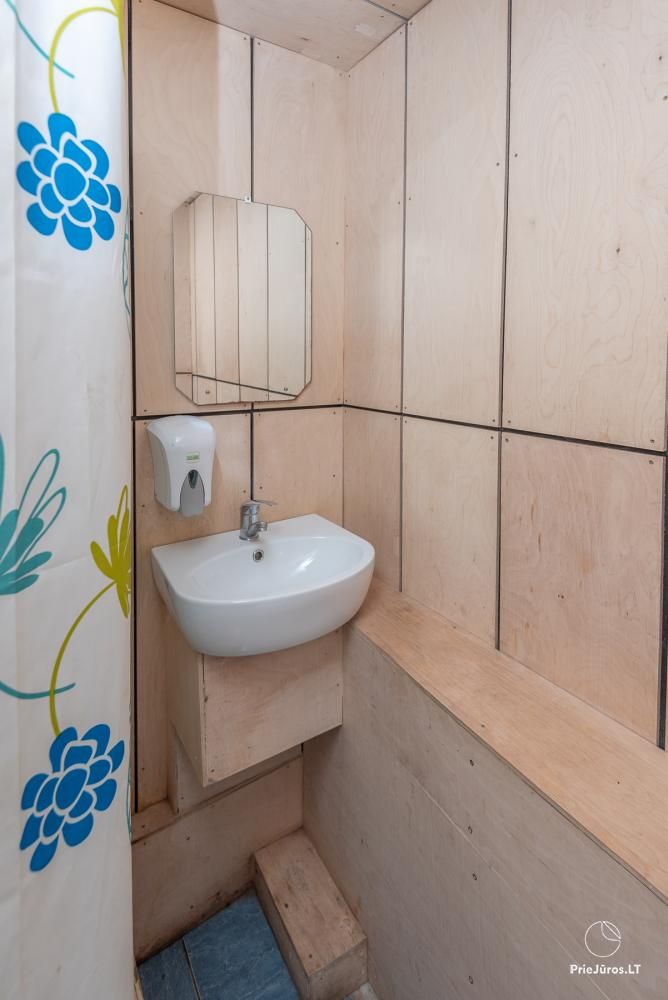 Rooms for rent  in Palanga, just from 7 EUR for person. - 11