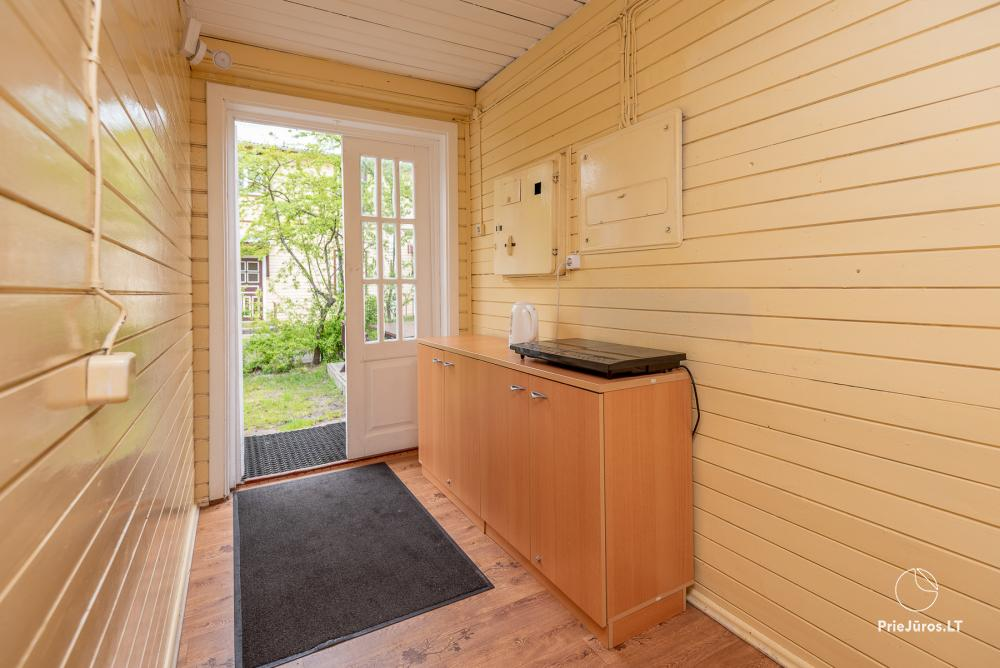 Rooms for rent  in Palanga, just from 7 EUR for person. - 10