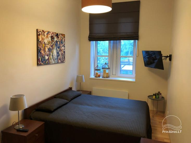 Two rooms apartment for rent in Juodkrante - 4