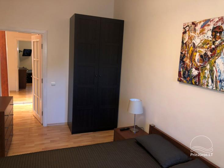Two rooms apartment for rent in Juodkrante - 5