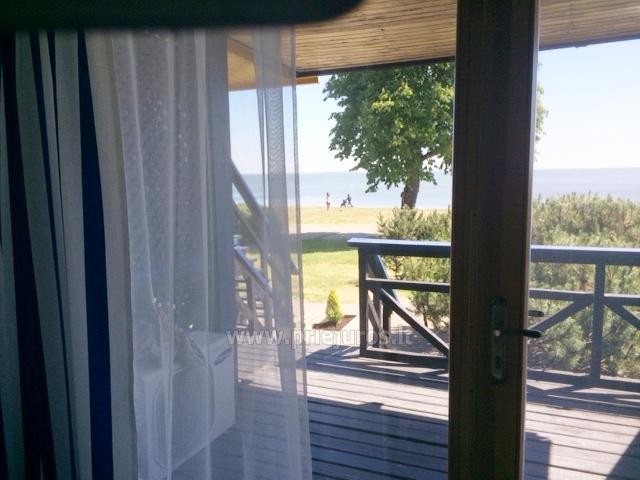 Jaukaus 20 kv.m buto su terasa nuoma Nidoje, ant marių kranto