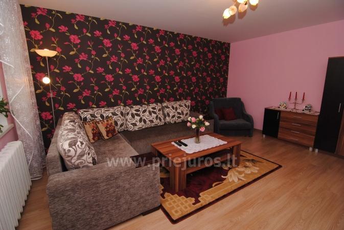 Zimmer oder zwei Zimmer-Wohnung zur Miete in Nida, Kurische Nehrung - 1