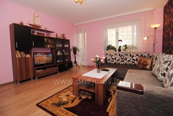 Zimmer oder zwei Zimmer-Wohnung zur Miete in Nida, Kurische Nehrung - 3