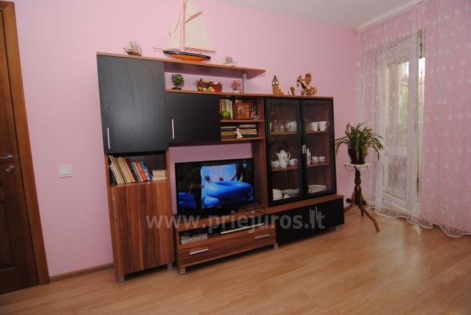 Zimmer oder zwei Zimmer-Wohnung zur Miete in Nida, Kurische Nehrung - 4