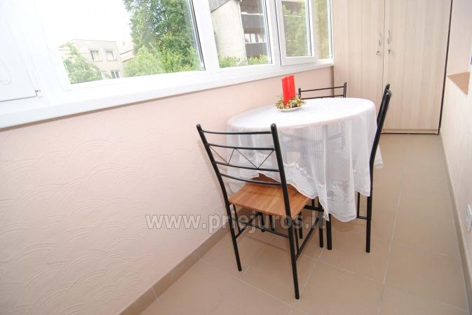 One room apartment for rent in Nida, Curonian Spit - 6
