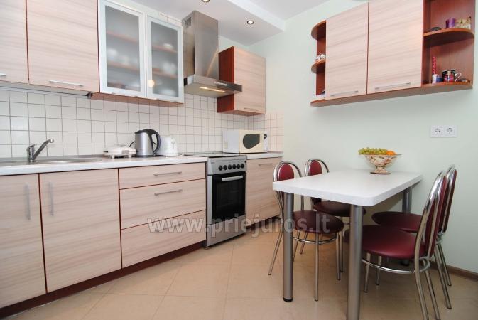 Zimmer oder zwei Zimmer-Wohnung zur Miete in Nida, Kurische Nehrung - 8