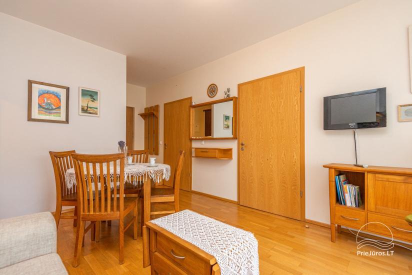 Apartamentai Palangoje, Vanagupės g. 24 - 5