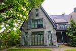 Luxury holiday house with sauna for rent in Palanga