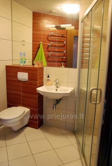 Apartments for rent in Sventoji, in Mokyklos street - 13