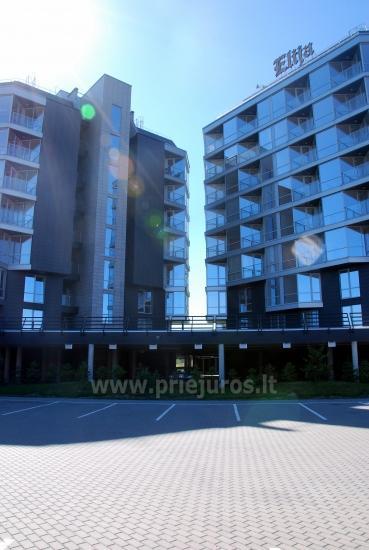 Apartments for rent in Sventoji, in Mokyklos street - 17