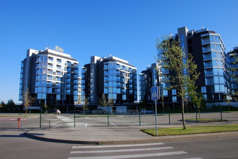 Apartments for rent in Sventoji, in Mokyklos street - 19